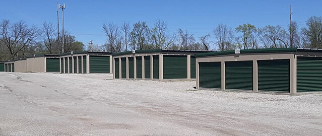 storage unit sizes belleville il