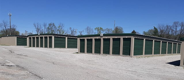 storage unit rates belleville illinois